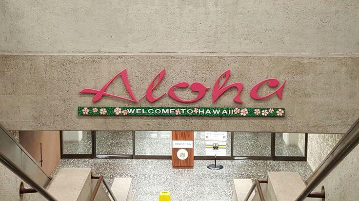 Aloha from Hawaii #aloha #hawaii