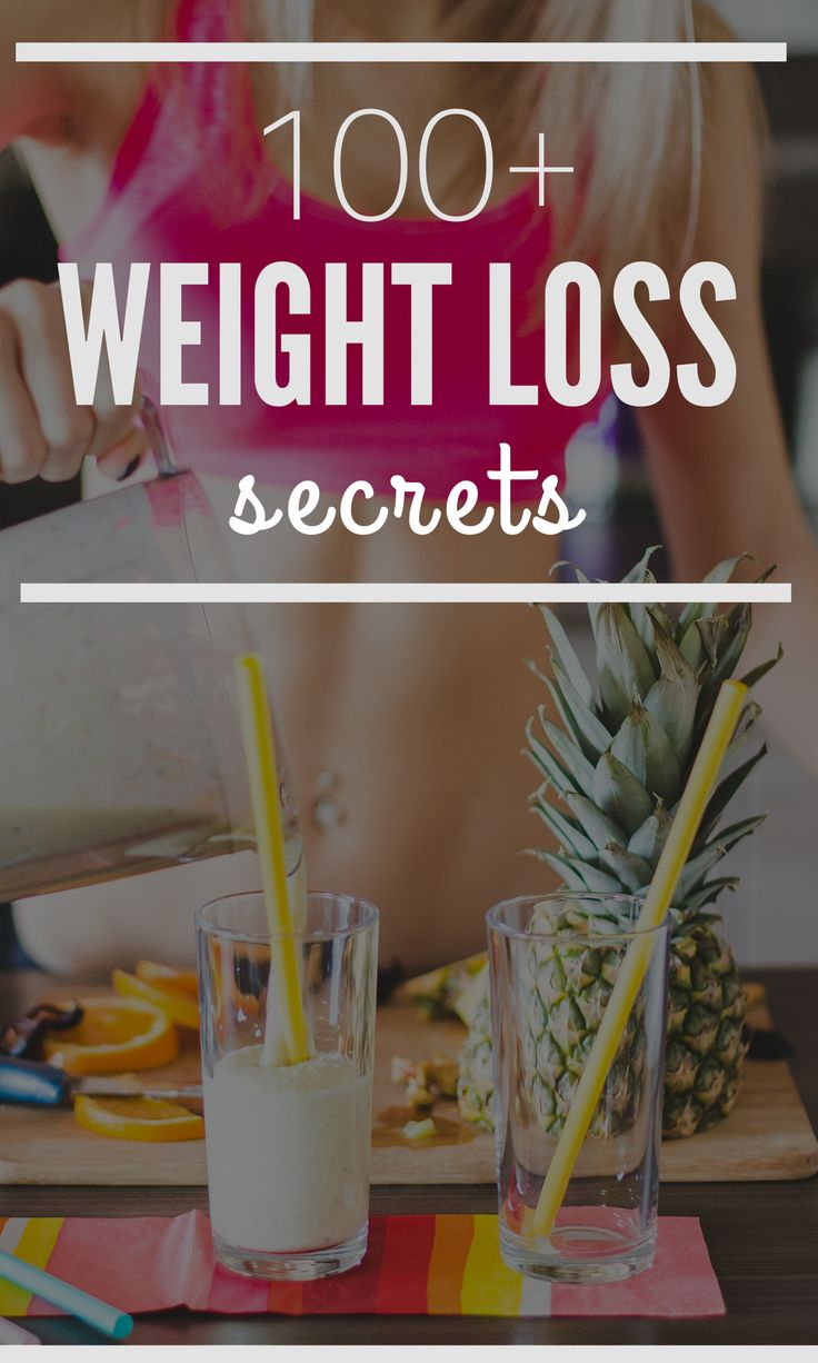 We have over 100 secrets to weight loss from diet to exercise to motivation from people who have lost the weight and kept it off! #loseweight #everydayhealth   everydayhealth.com