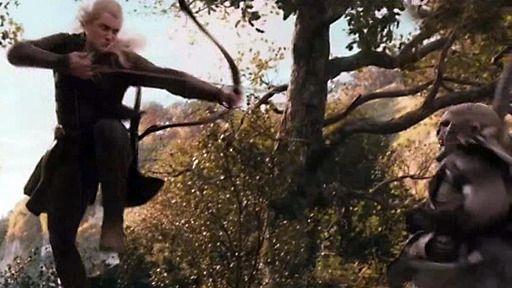 Video: Middle-earth at Potsdamer Platz | ARD Media Library | BRISANT