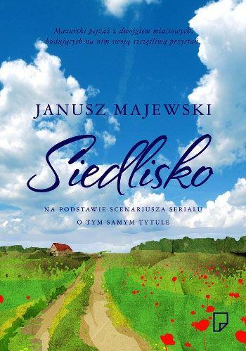 Okładka książki Siedlisko