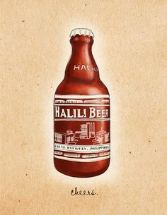 Halili Beer Cheers
