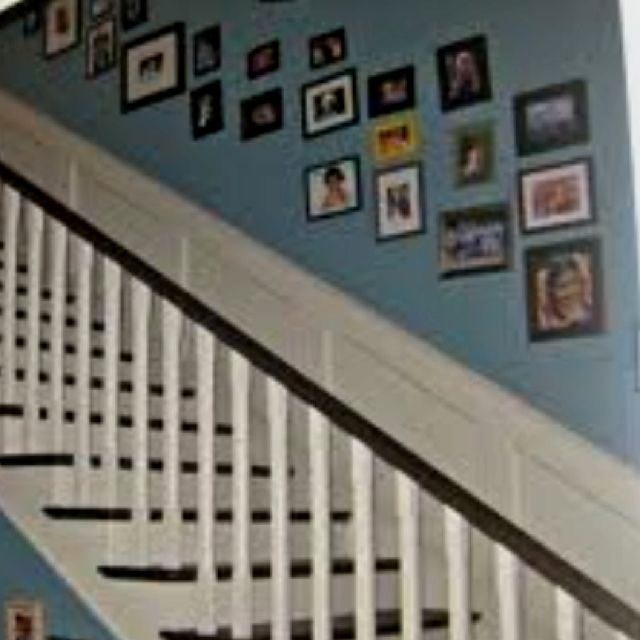 Best 25+ Picture wall staircase ideas on Pinterest ...