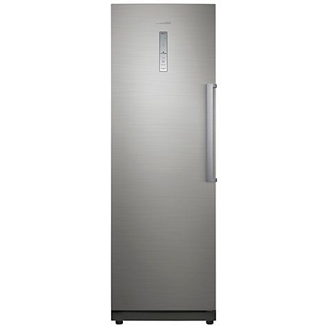 Buy Samsung RZ28H61657F Tall Freezer, A++ Energy Rating, 60cm Wide, Stainless Steel Online at johnlewis.com