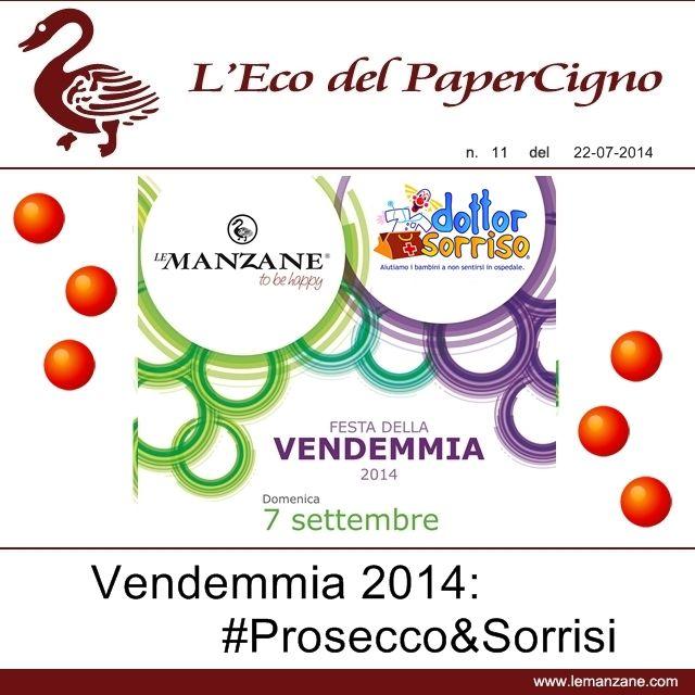 Papercigno by Le Manzane - Vendemmia 2014: