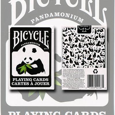 Bicycle Panda Deck by US Playing Card