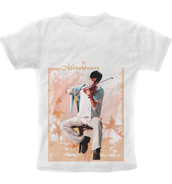Mohabbatein Classic Poster print T-Shirt