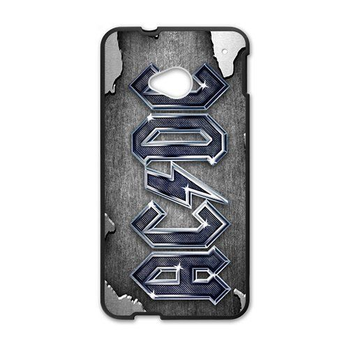 Buy AC DC White Phone Case for HTC M7 NEW for 5.61 USD | Reusell