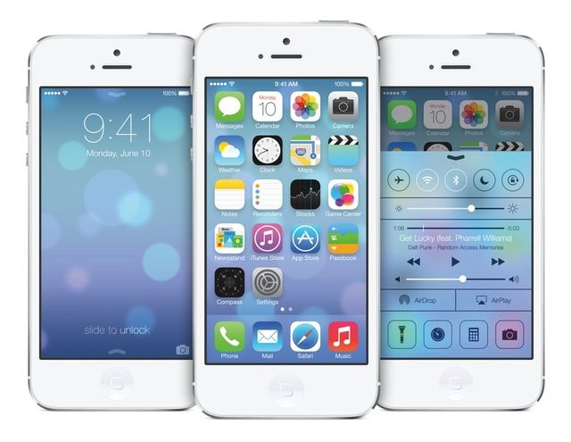 iOS 7. Here's what iOS devices will be able to run iOS 7.