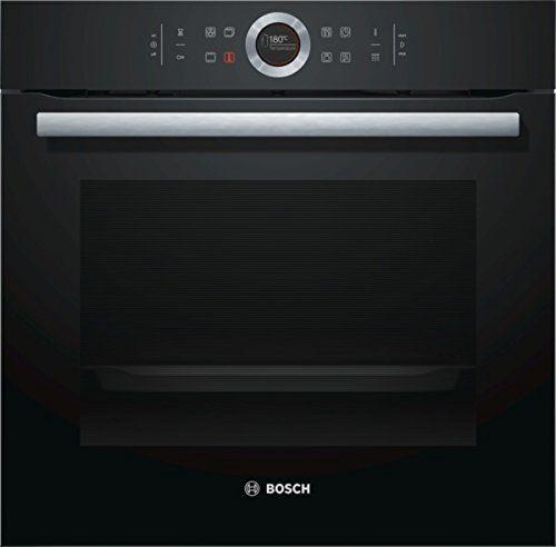 Bosch HBG675BB1 Serie 8 Back�fen Elektro / Einbau / A / 71 L / vulkan Schwarz / 4D Hei�luft Plus