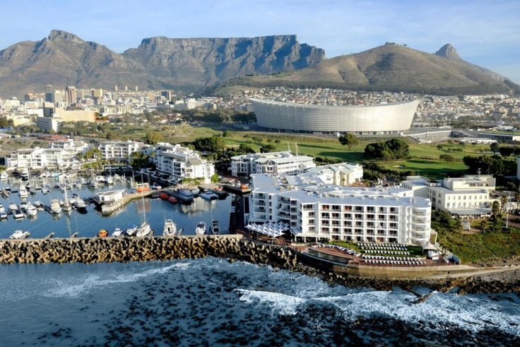 Amani opens at Radisson Blu, Waterfront Cape Town - December 2012