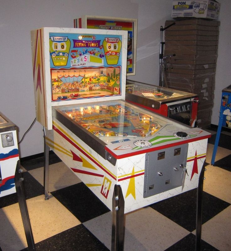 1000+ Images About Pinball Machines On Pinterest