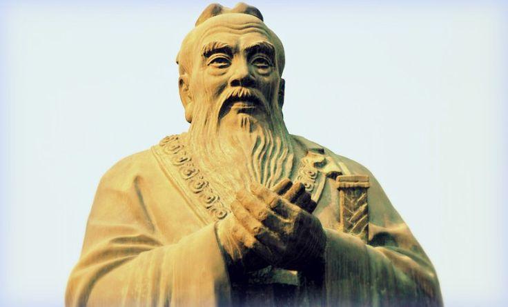 Confucius a keleti világ minden idők legnagyobb filozófusa volt. Értékrendje kiterjed a személyes illetve politikai életre is. Az ő tanításai mind a mai napig utat mutatnak az embereknek abban, hogy hogyan kell viselkedni a szociális életben, az igazságszolgáltatásban és abban, hogy hogyan lehetünk hűek.