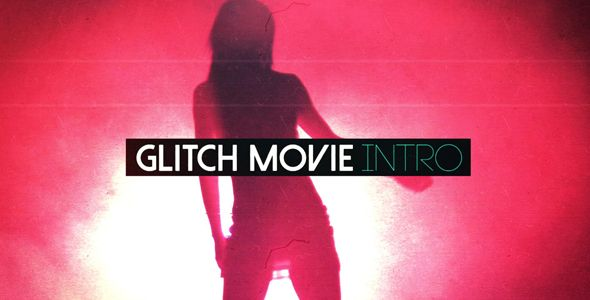 Glitch Movie Intro  • After Effects Template • See it in action ➝ https://videohive.net/item/glitch-movie-intro/18118465?ref=pxcr