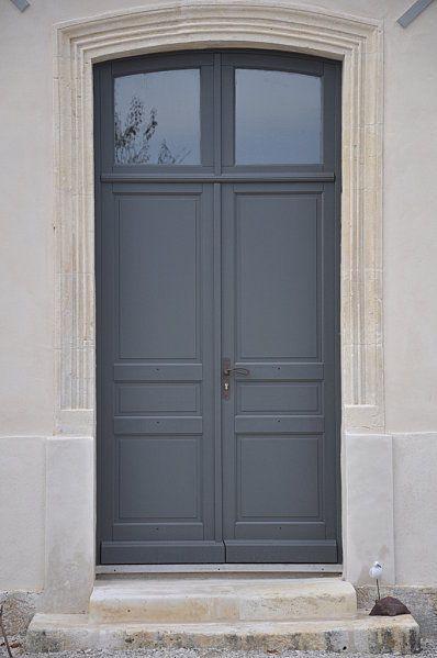 RAL 7043 - Traffic Grey B Door