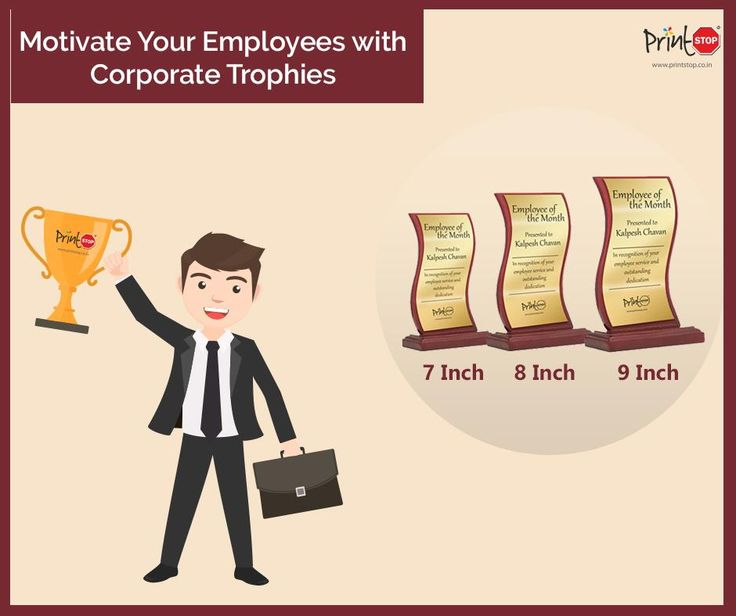 Get your employees motivated and boost their morale via special #corporate #trophies from #PrintStop. https://www.printstop.co.in/sports-trophies/products/?utm_source=Facebook&utm_medium=Product&utm_campaign=Trophies&utm_term=Boostpost