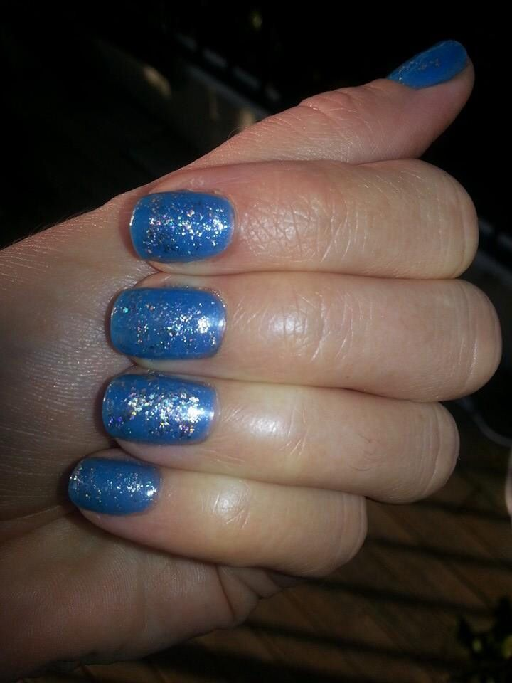 Jessica geleration in galaxy with silver foils