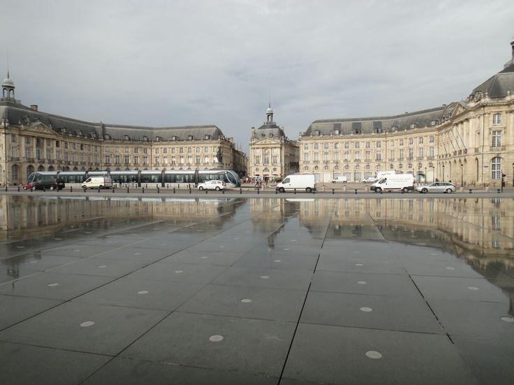 Бордо. Франция.