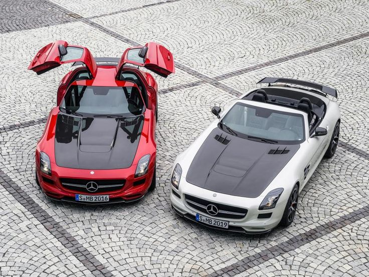 Mercedes-Ben SLS AMG GT Final Edition - ;( they are ending production