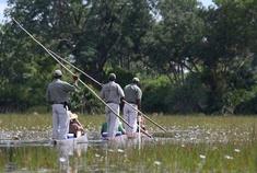 Okavango Delta - Botswana - Riverbed