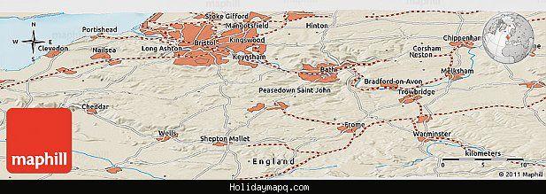 awesome Map of Brislington
