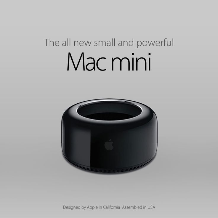 New Mac Mini Finally Coming in October Alongside New iPads? - Mac Rumors