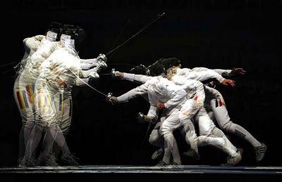 Modern Pentathlon at Olympics: Fencing at Olympic Modern Pentathlon