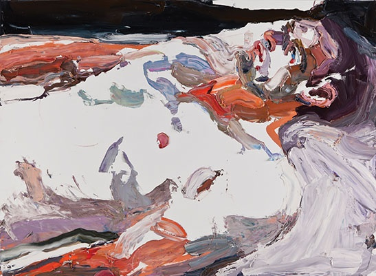 Ben Quilty: war stories