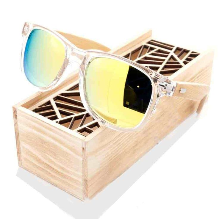 Wood Bamboo Sunglasses UV 400 Protection  & FREE Shipping Worldwide //$23.98    #horology #instawatch