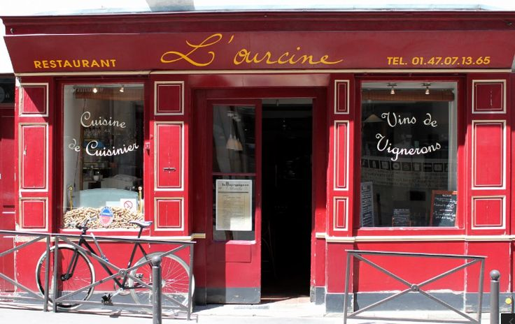 L'Ourcine 92 rue Broca 75013 Paris 01 47 07 13 65  Traditional French bistro food with a tiny fresh modern twist. Great 35 € prix fixe. Some of the nicest waitstaff and (last I checked) a rockstar woman chef.