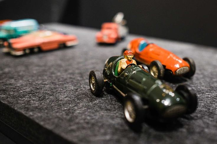 Sydney Living Museums, a collection of 12 museums, has put together an exhibition called Toys Through Time reflecting centuries of play in Australia. (Image: ABC/John Donegan) #toys #car #childhood #memories #museum #Sydney #Australia #abcnews