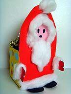 Le Père Noël et sa hotte