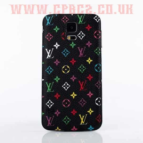 Black - Louis Vuitton Galaxy S5 Hard Back Case Monogram Sale UK CS528887