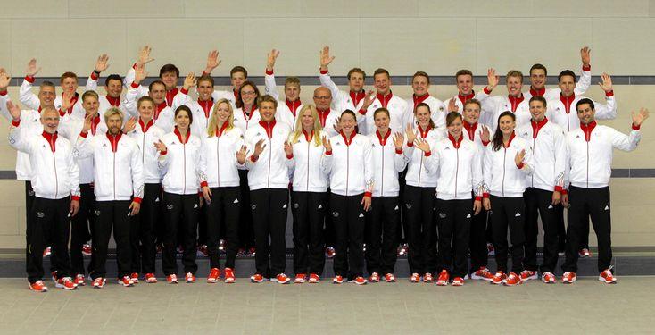 Hier ist das deutsche Olympia-Team - Sommerspiele 2012 - Unikosmos zeigt dir das deutsche Team für die Olympischen Sommerspiele in London. Klick dich durch die Bilder-Galerien!