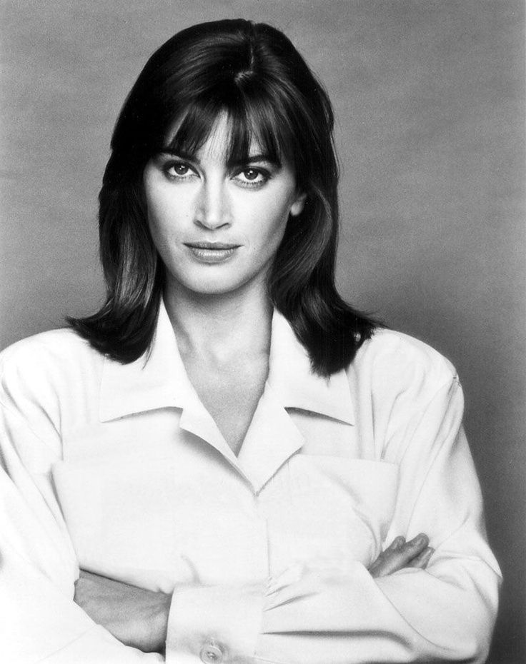 Amanda Pays - first saw her in Max Headroom
