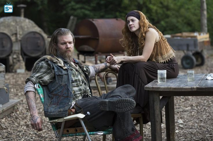 ryan hurst outsiders - Google Search