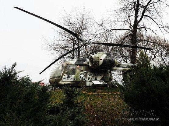 Elucopter Kamov KA-26, Arsenal Park