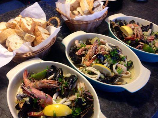 seafood/ love/ MOMO <3