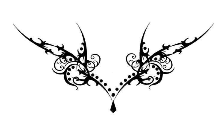 lower back tattoo,  maybe add to existing?!