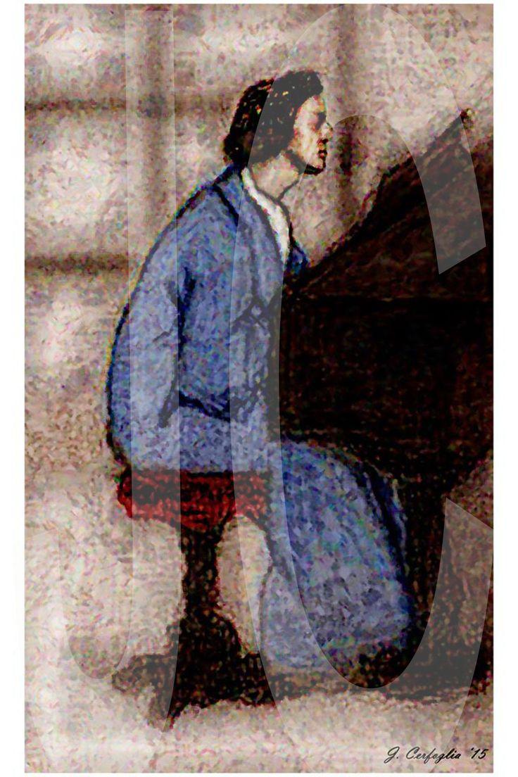 Chopin by Joelle Cerfoglia