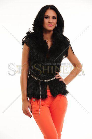 Vesta Mexton Gorgeous Fur Black