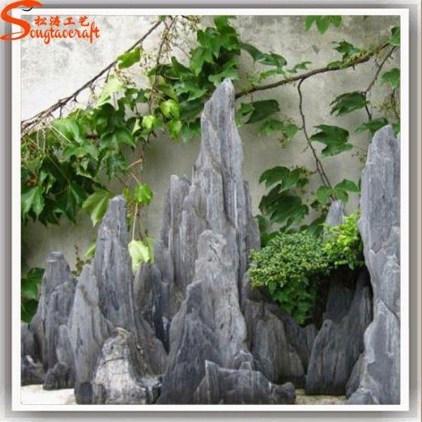 17 beste idee n over muur fonteinen op pinterest waterornamenten water muren en buiten water for Tuin decoratie met stenen