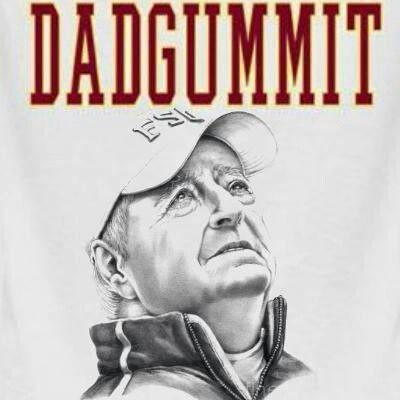Dadgummit I love FSU football!!