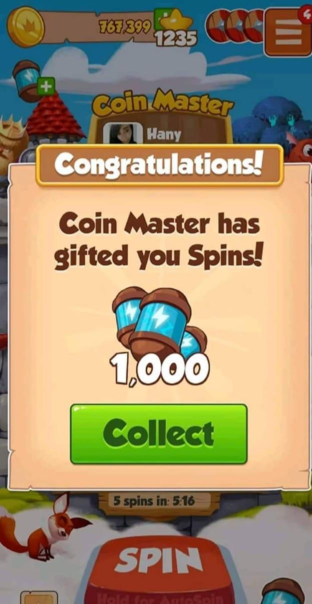 Pin by Coin Master Official on Coin Master Free Spins in