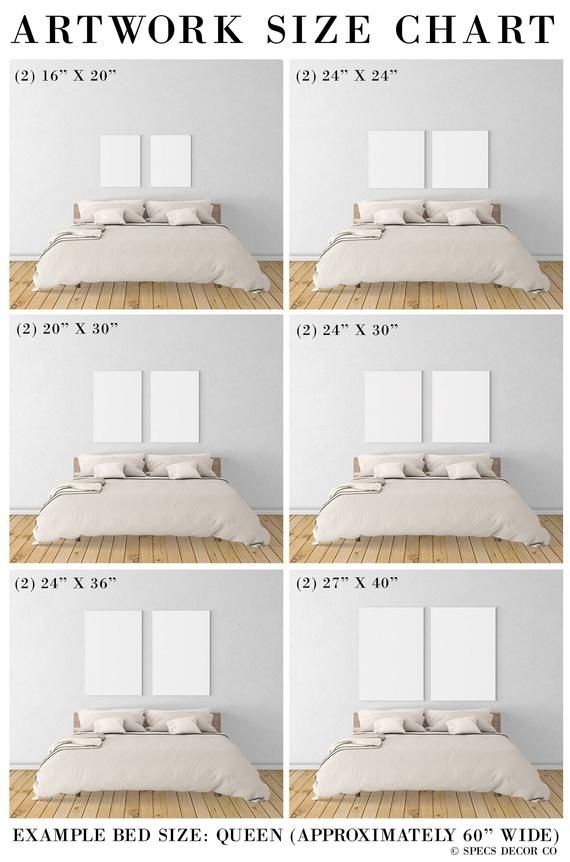 Customized Quote Prints 6 Styles Bedroom Above Bed Art Cute