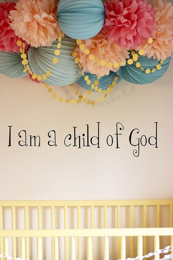 My husband and I will create this room to welcome our gift from God.