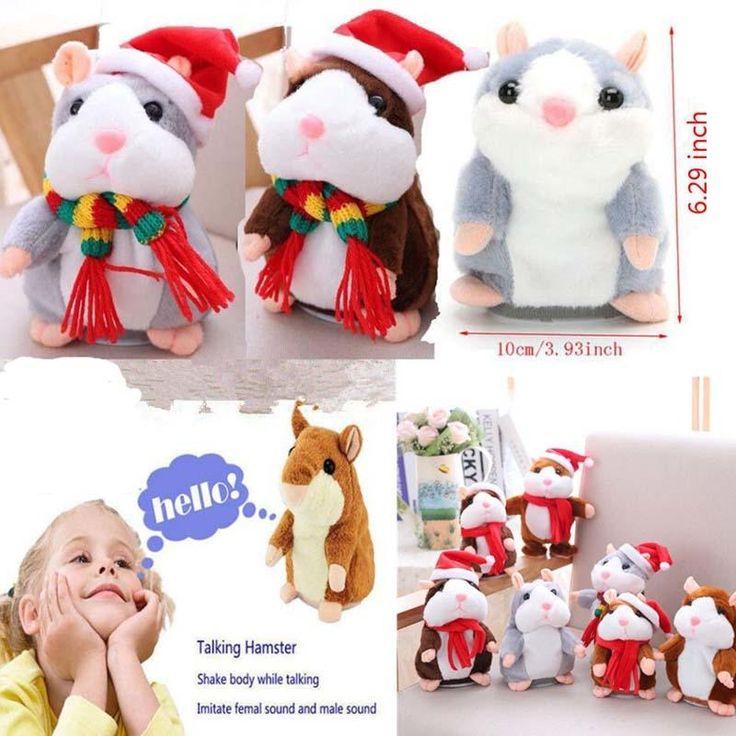 Cheeky hamster christmas gifts for kids christmas