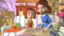 "35+ short films in French for children--""Une selection de nos classiques pour les jeunes""--from ONF (Canada) (Click on website button to access)"