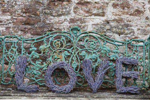 Lavender letters