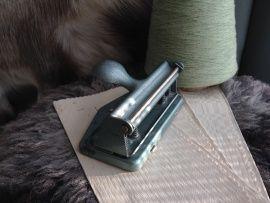Groen/grijze perforator