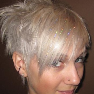 Hair Tinsel Getting Colored This Next Month Thinking Of A Couple